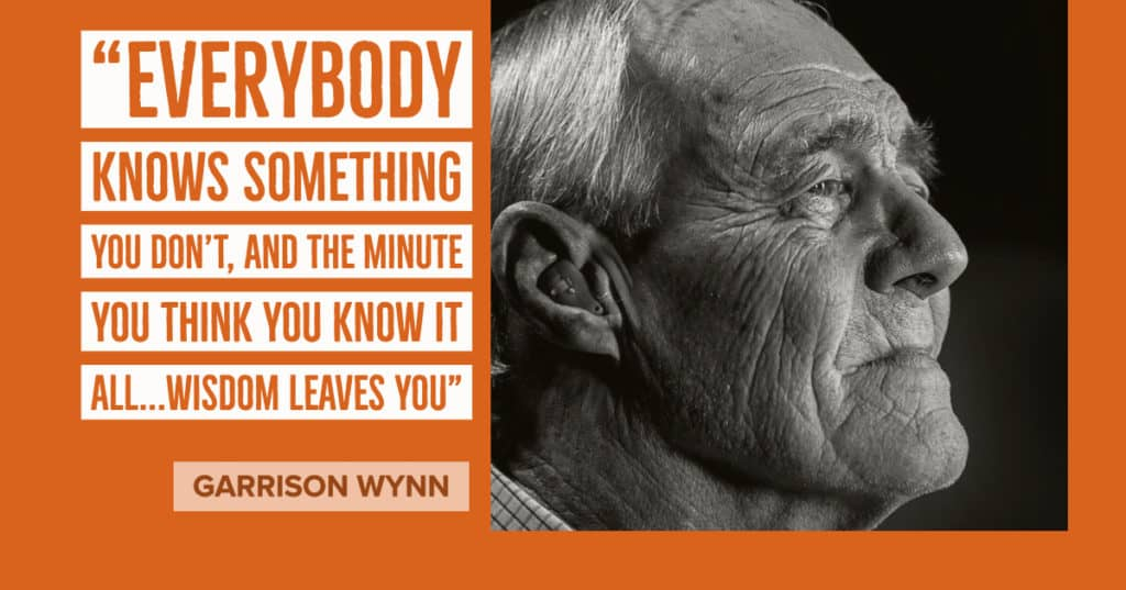 Motivational Quotes Inspirational Quotes By Garrison Wynn