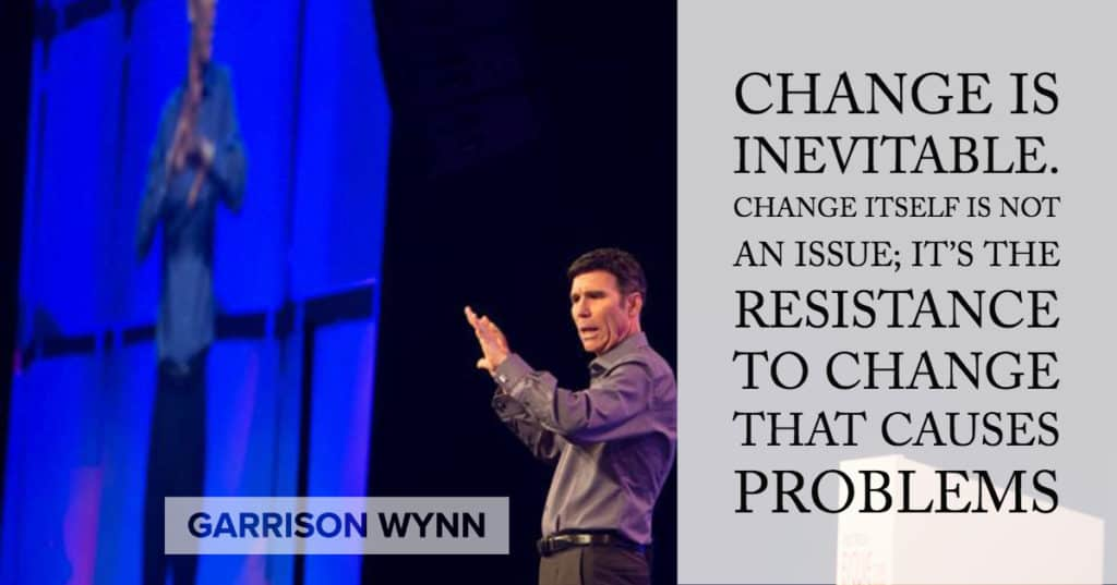 Inspirational Quote on Change.
