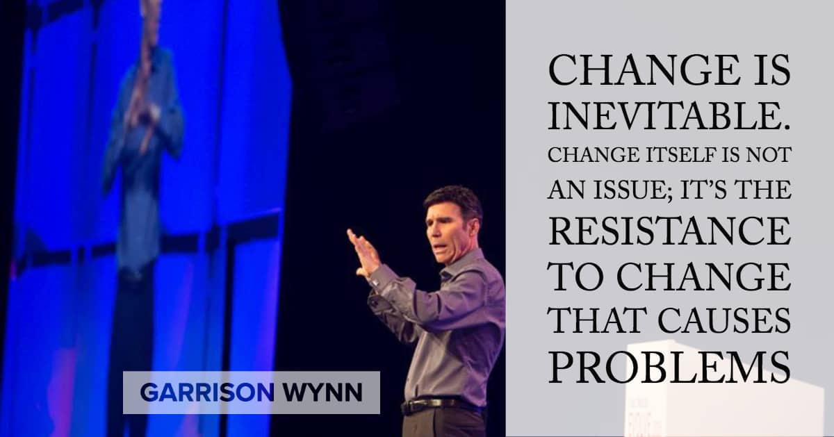 Inspirational Quote on Change